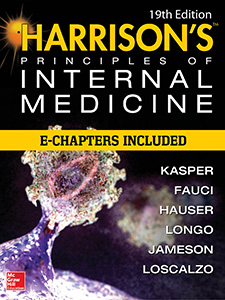 Harrison's Principles of Internal Medicine, 19e