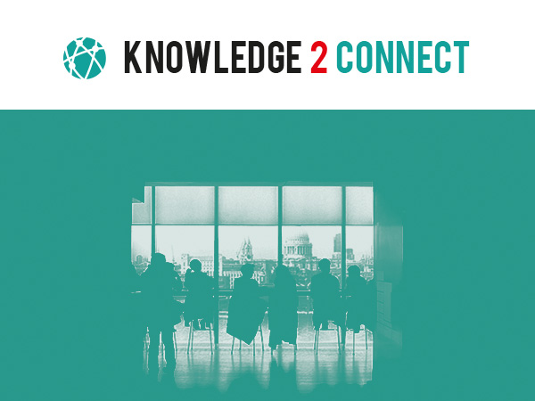 Knowledge 2 connect sessie