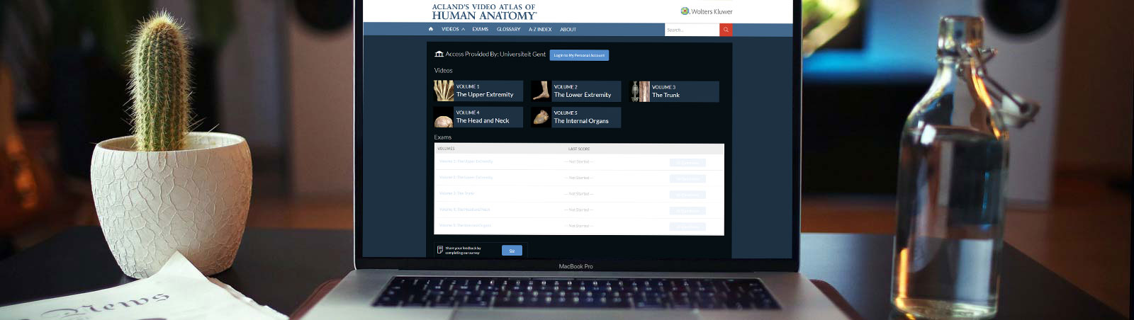 Access To Aclands Video Atlas Of Human Anatomy Kcgg